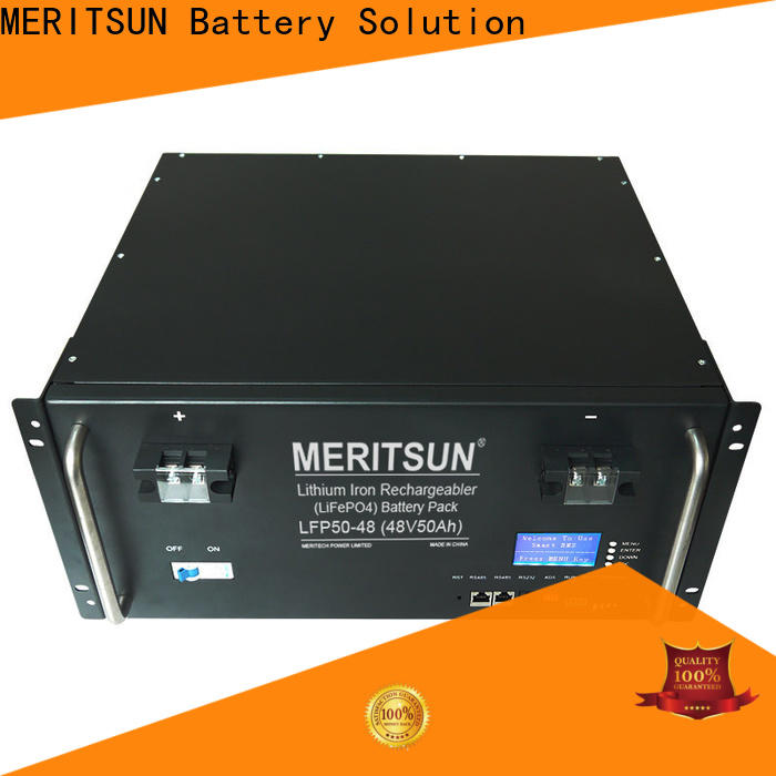 MERITSUN durable residential energy storage systems with good price for commercial