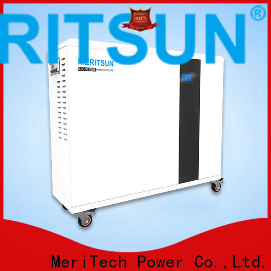 MERITSUN house power battery with good price for TV
