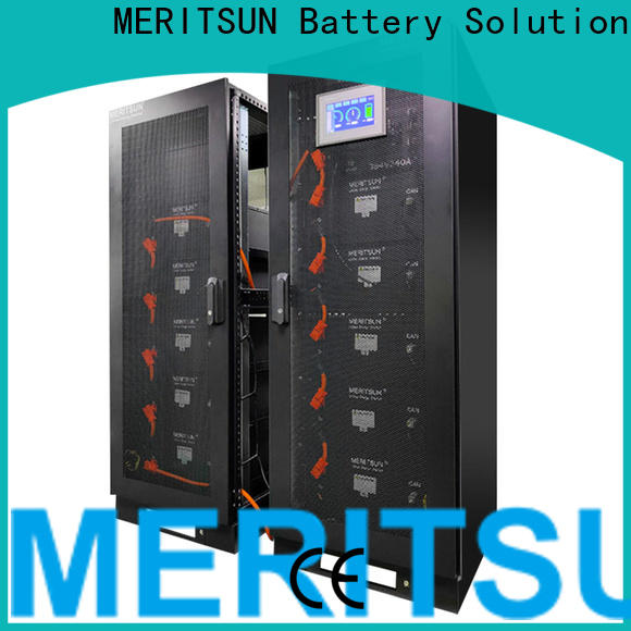 MERITSUN solar battery energy storage manufacturer for base transceiver station