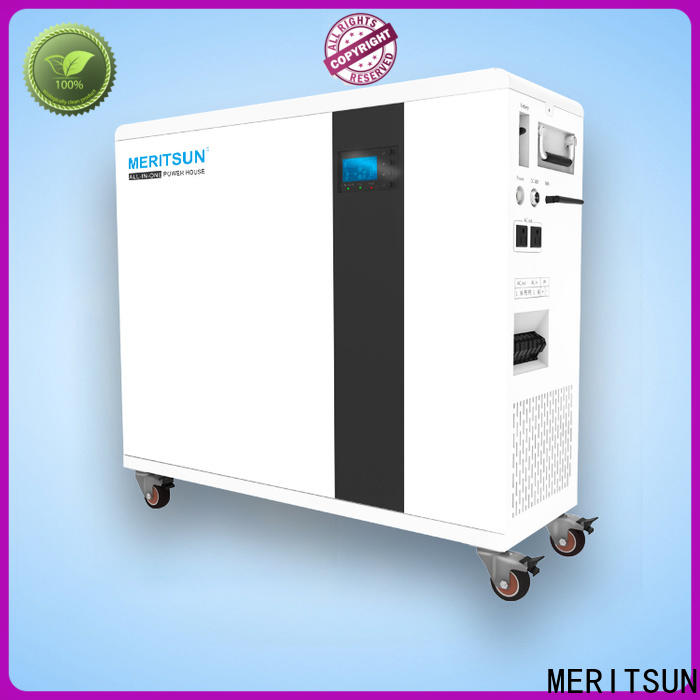 MERITSUN house power battery factory direct supply for home appliances