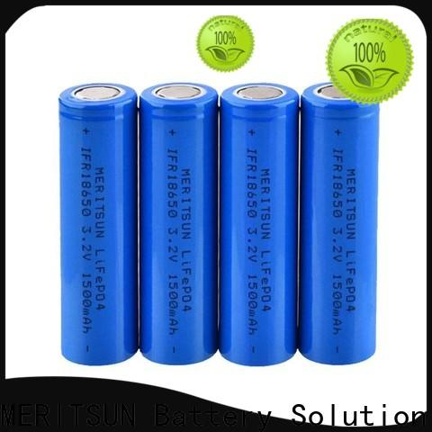MERITSUN li ion battery cell with good price for telecom