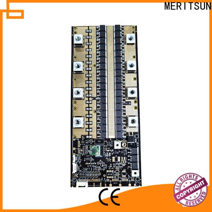 MERITSUN battery solution