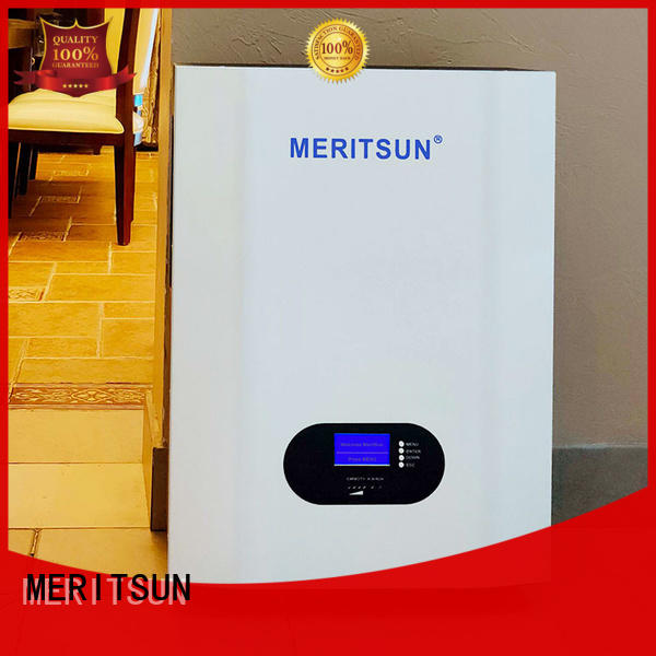 MERITSUN powerwall cost factory direct supply for home
