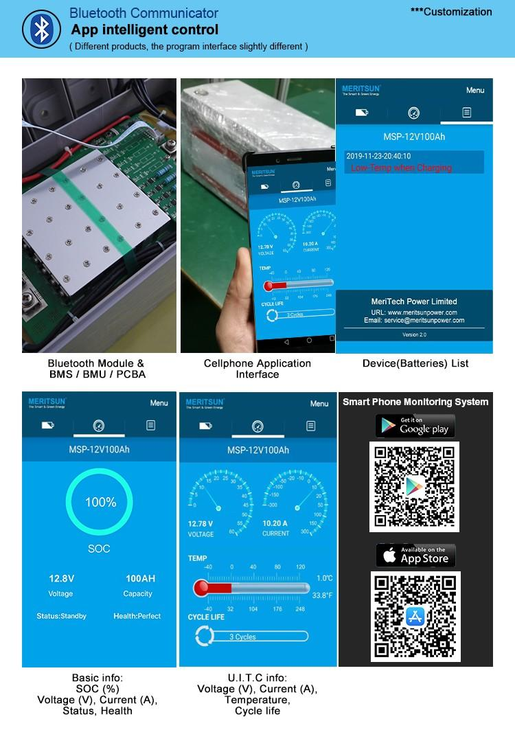 MERITSUN best low temperature lithium ion battery for business for house-3