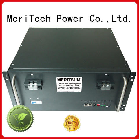 MERITSUN residential energy storage systems manufacturing for commercial
