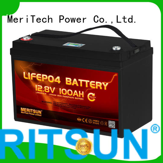 phosphate lithium iron battery customized for villa