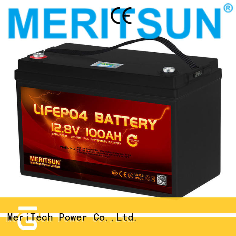 deep cycle lifepo4 battery pack wholesale for villa