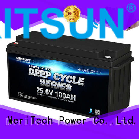 MERITSUN lithium battery price wholesale for home use