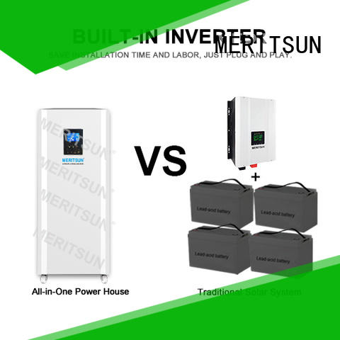 portable house power battery series for TV