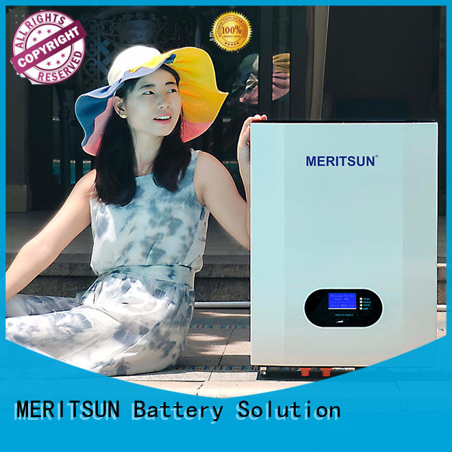 MERITSUN powerwall cost customized for home
