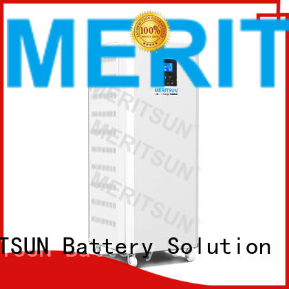 MERITSUN home battery backup factory direct supply for home appliances