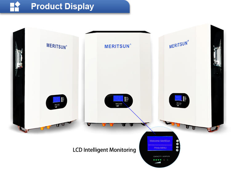 MERITSUN powerwall cost factory direct supply for buildings-2