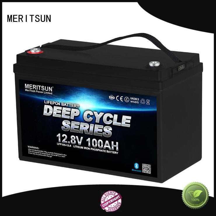 MERITSUN lithium batteries for sale customized for building