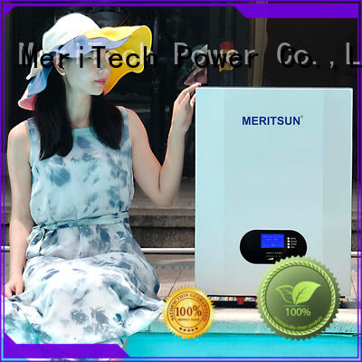 MERITSUN powerwall cost supplier for buildings