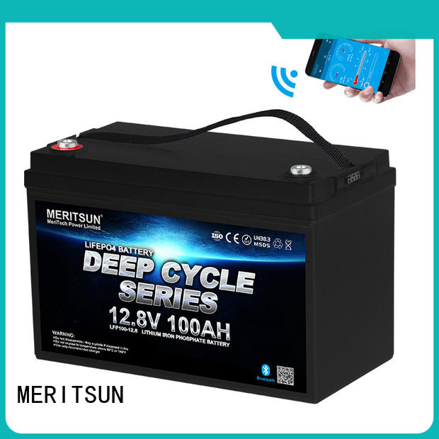 top lithium battery with bluetooth manufacturers for boat