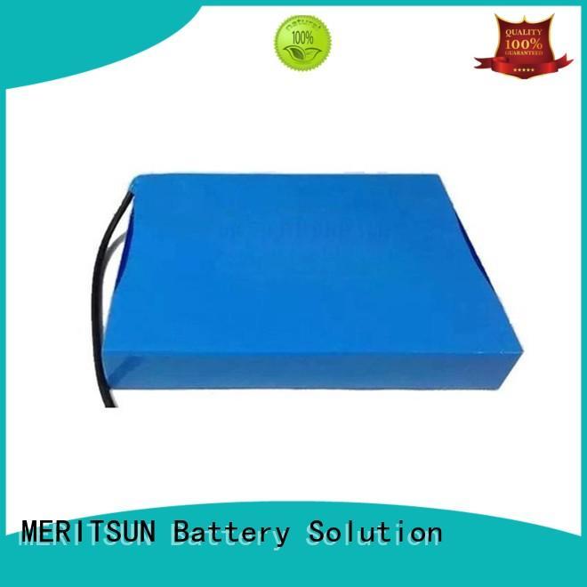 12V 30Ah best solar street lights customized for garden MERITSUN