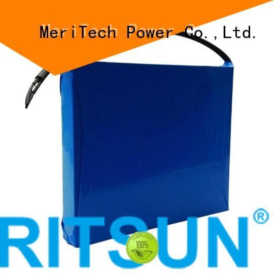 lithium ion battery for solar street light integrated 30ah Bulk Buy cycle MERITSUN
