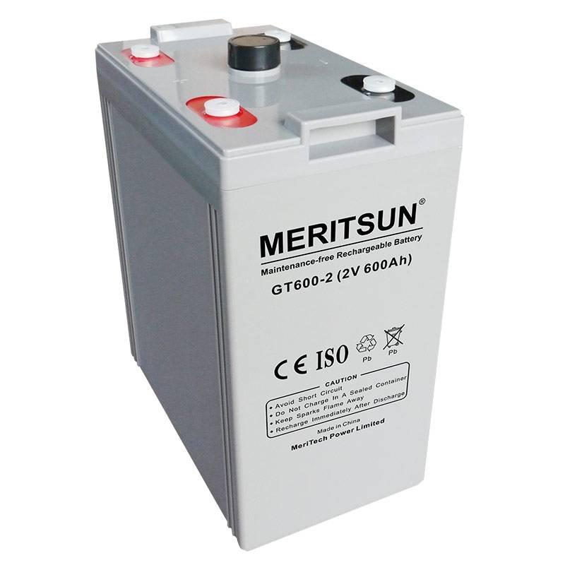 MERITSUN Telecom Battery VRLA / GEL / OPzV / OPzS Battery image10