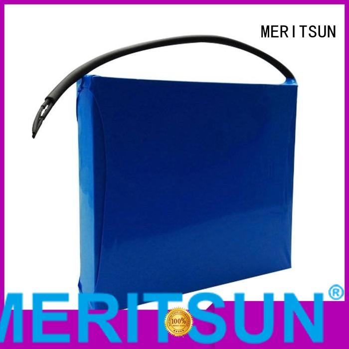 solar light solar street light lithium battery linicomno2 MERITSUN Brand company