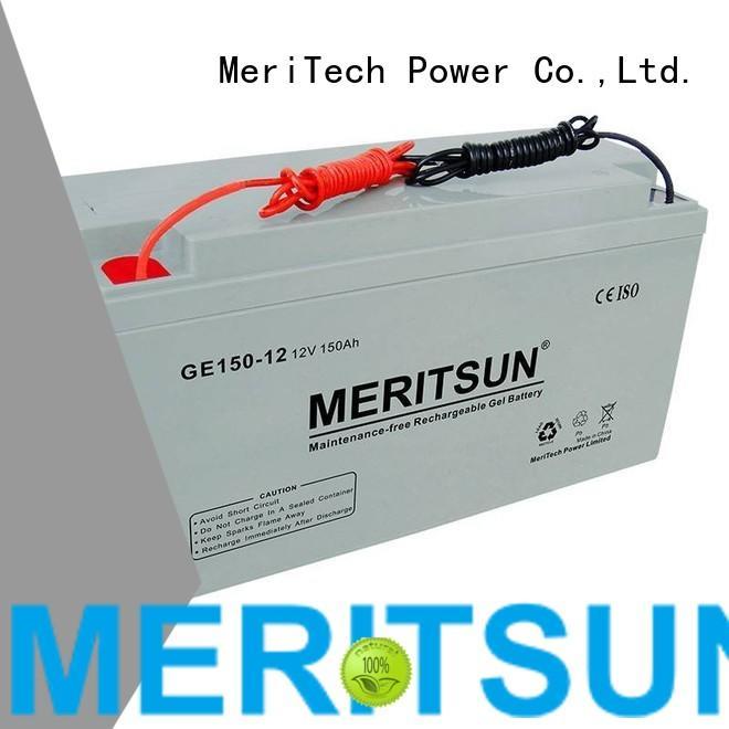 opzs deep opzv battery MERITSUN Brand