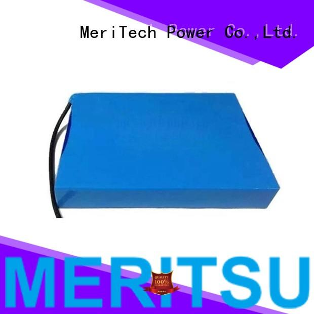 all lipo liion integrated lithium ion battery for solar street light MERITSUN Brand