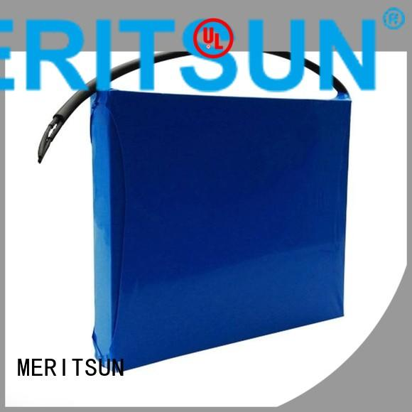 Wholesale light solar street light lithium battery MERITSUN Brand