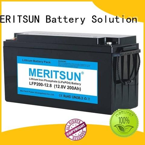 high power lifepo4 battery 48v wholesale for house