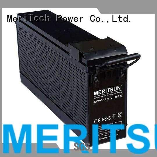 opzs Custom front opzv battery gel MERITSUN