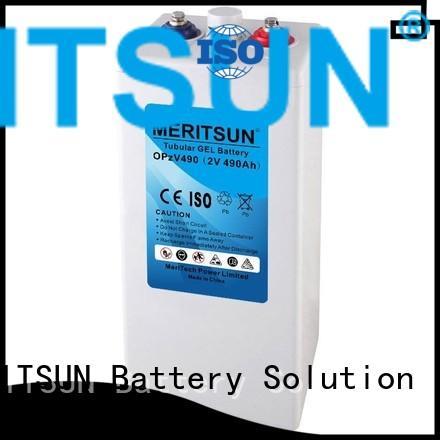 terminal battery opzv battery opzs MERITSUN company