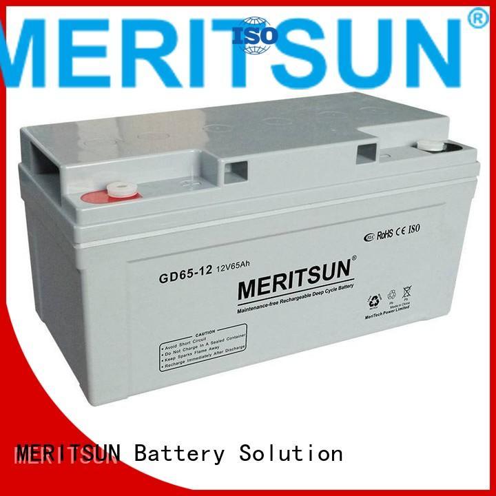 vrla gel battery vrla Bulk Buy telecom MERITSUN