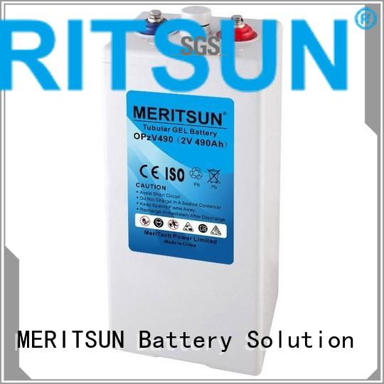 vrla gel battery deep opzv battery telecom company