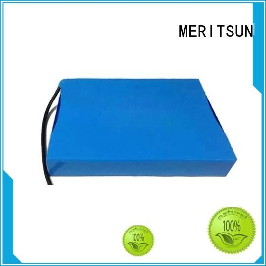MERITSUN rechargeable solar street lights for sale wholesale for roadway