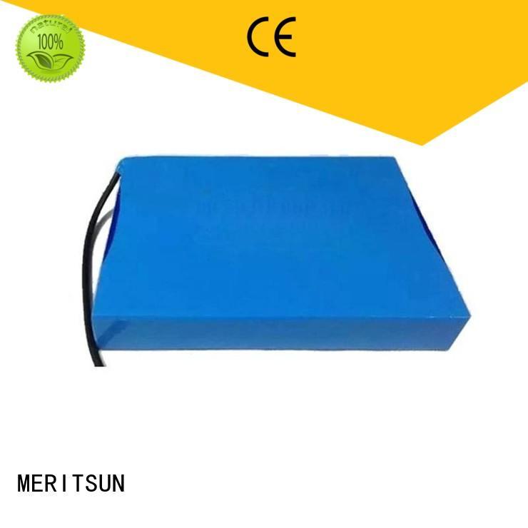 MERITSUN fireproof solar street lighting system wholesale for roadway