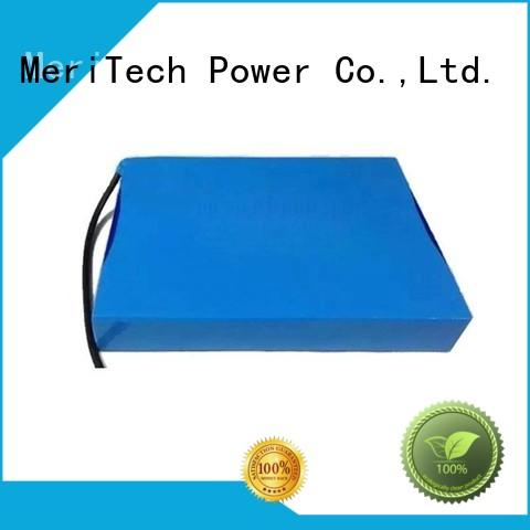 MERITSUN intelligent lithium battery for solar lights customized for roadway