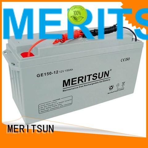 terminal opzv telecom MERITSUN Brand opzv battery