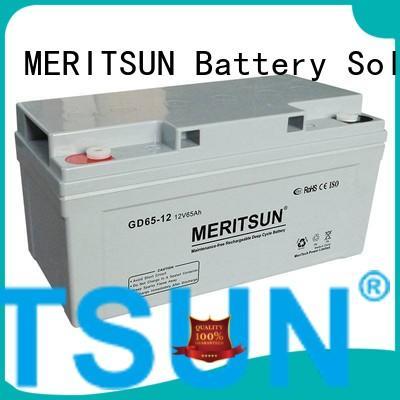 opzv flooded opzv battery battery MERITSUN Brand