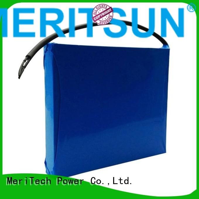 MERITSUN affordable solar street lamp customized outdoor
