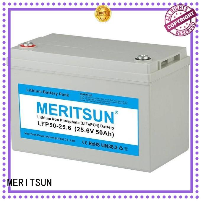 lithium ion battery manufacturers app bluetooth control for house MERITSUN