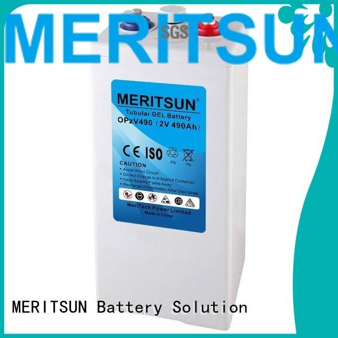 vrla gel battery cycle gel opzv battery vrla company