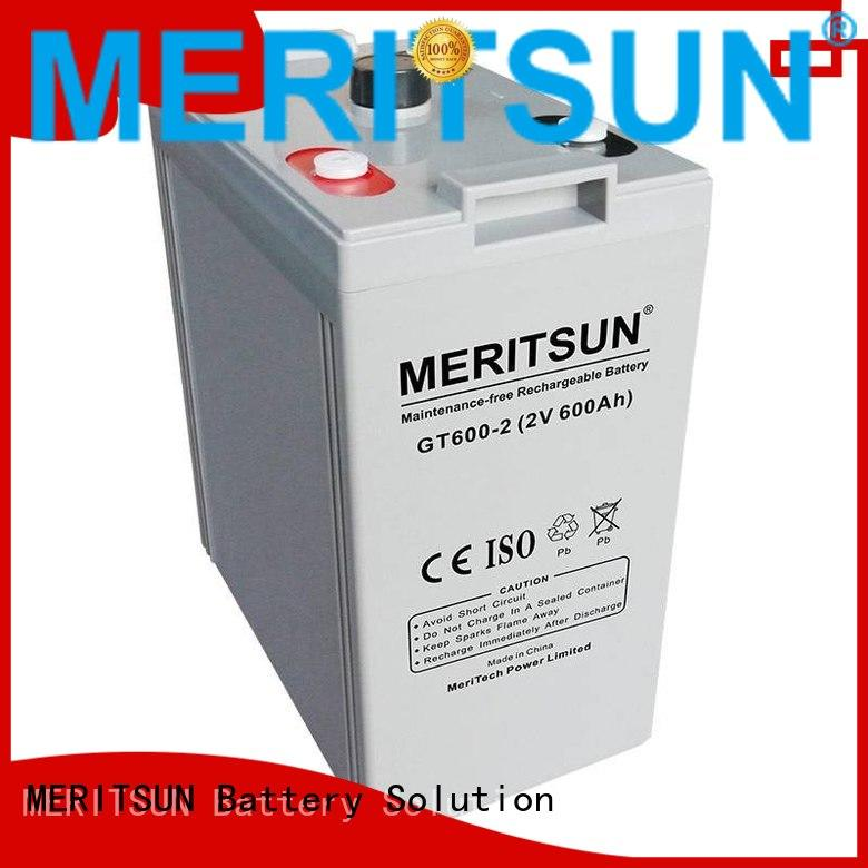 vrla gel battery front Bulk Buy opzs MERITSUN