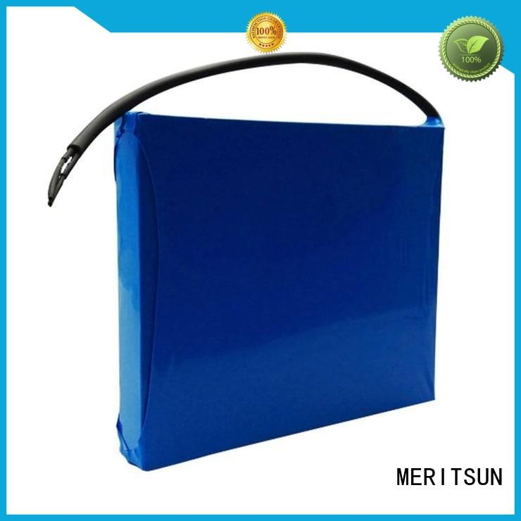MERITSUN solar street lamp series outdoor