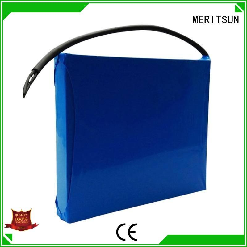 MERITSUN solar led street light customized for roadway
